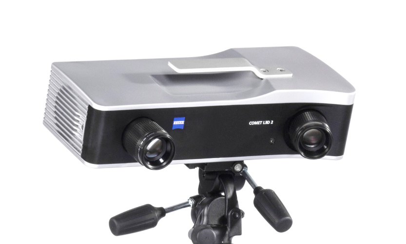 Zeiss 3D掃描量測系統