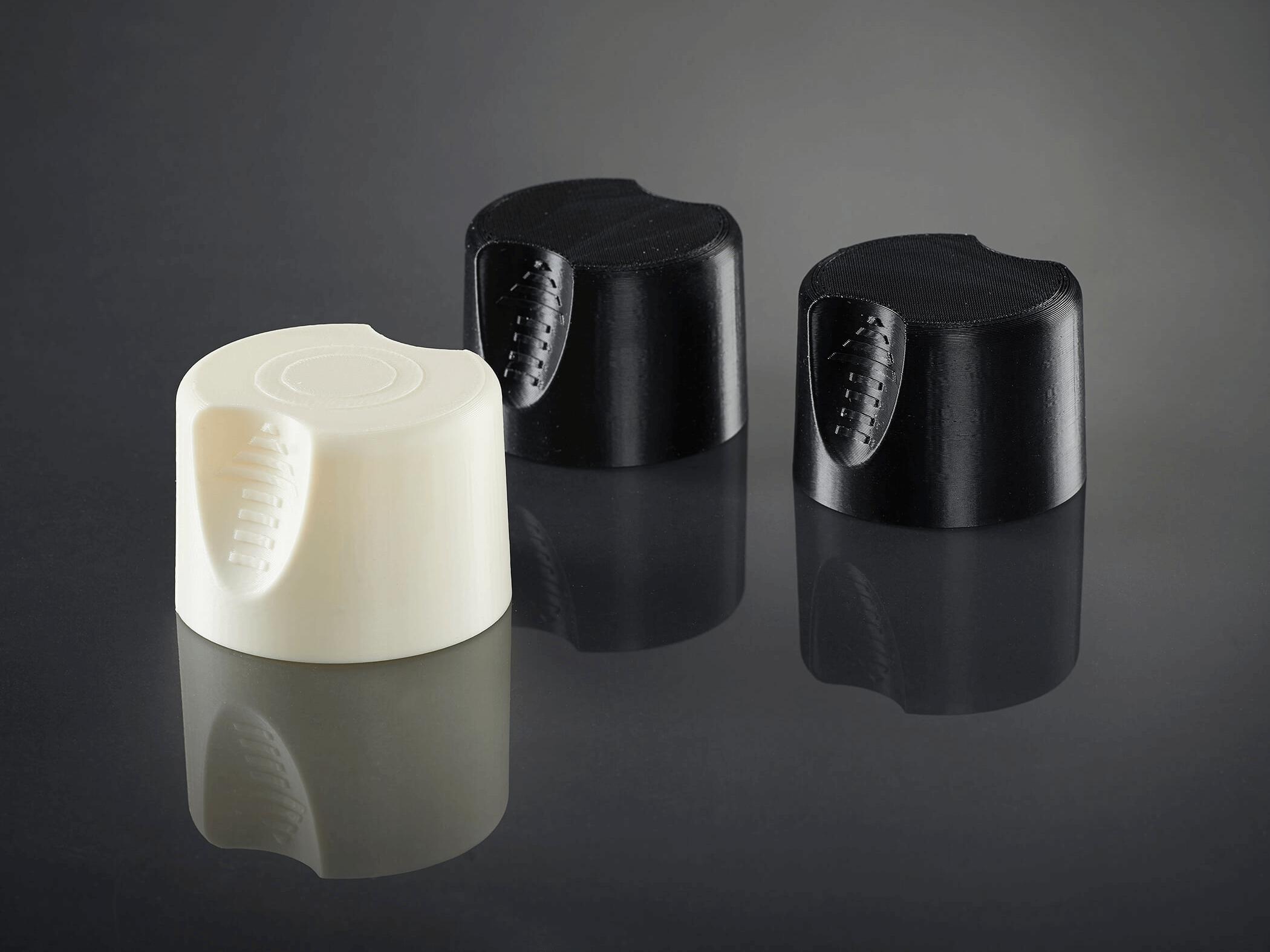 具備機械強度和美觀性,ASA適用於戶外生產零件和原型。