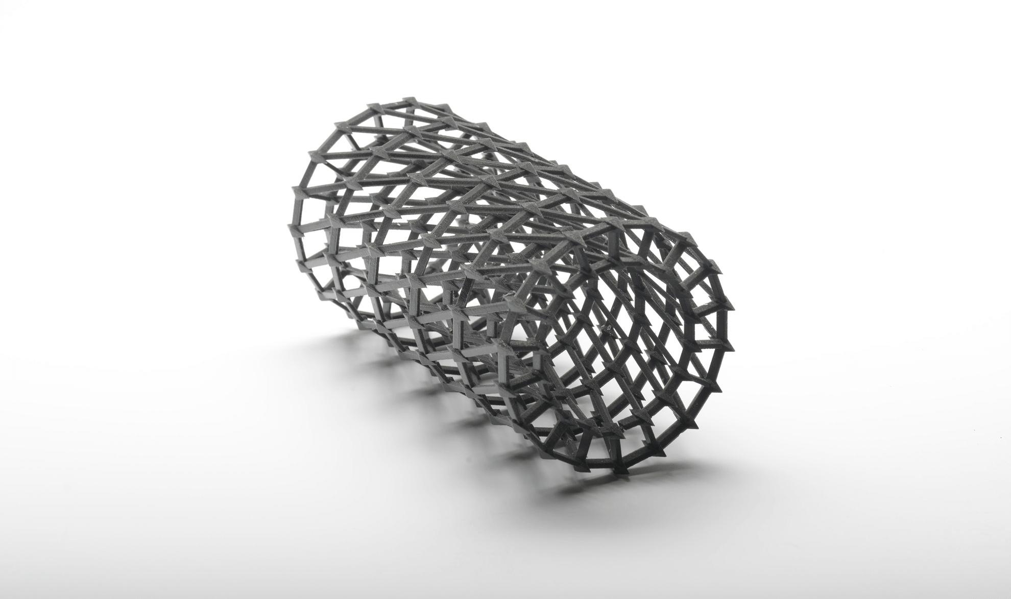 查看各種 Vero 顏色組合的 3D 列印部件。