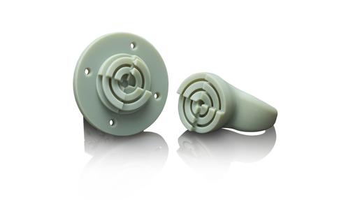 Digital ABS Plus 能夠大幅改進部件和原型的機械與熱性能。