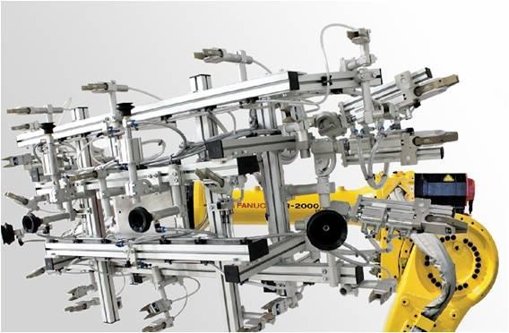 機器人抓手與環境互動的設備