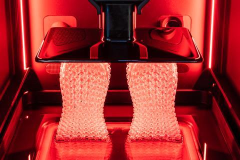 Origin One P3製程 3D列印機-內部