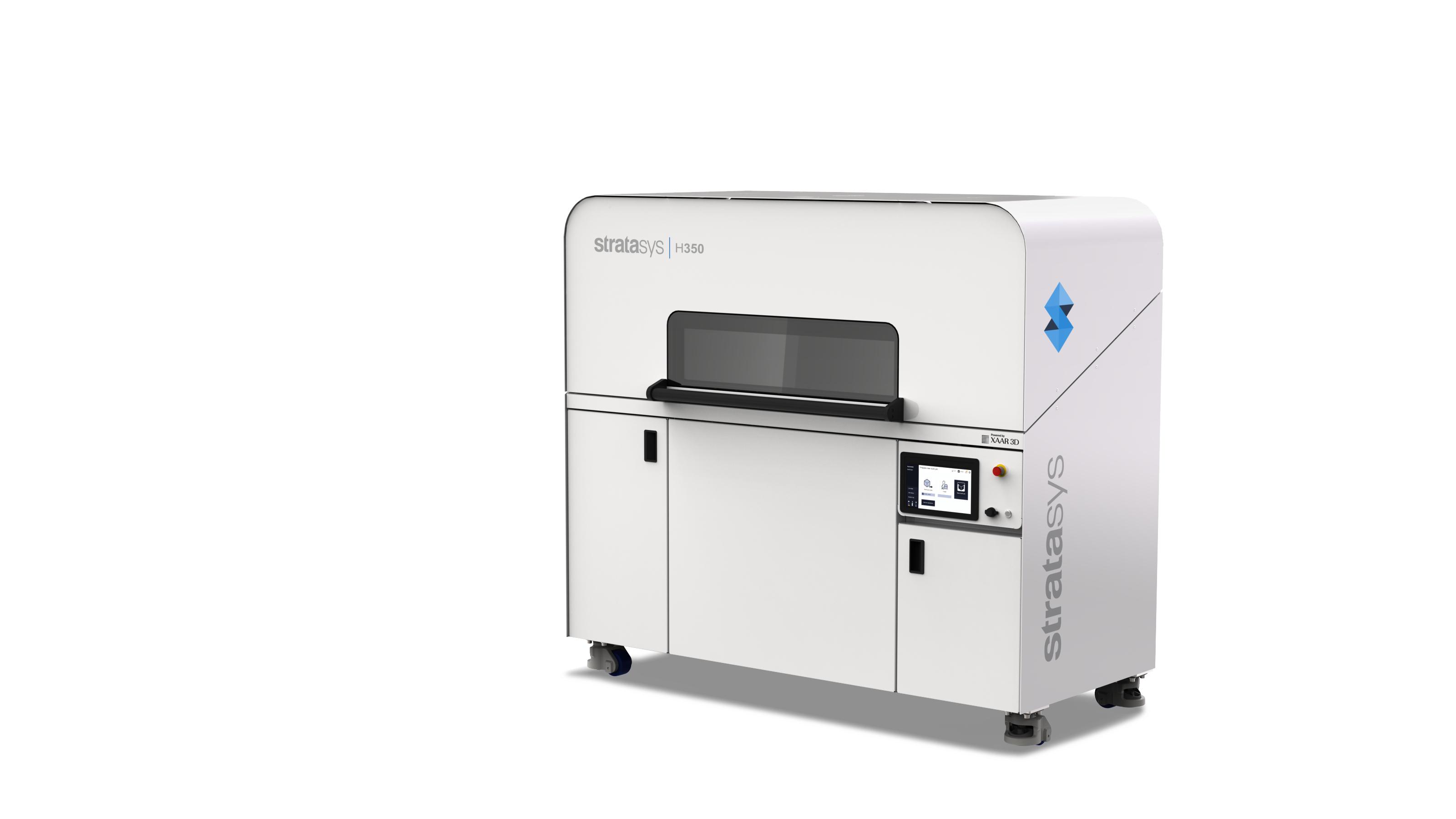 H350 3D列印機