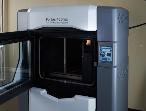 Fortus 450mc 3D印表機